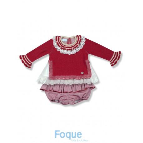 conjunto jersey y braguita foque