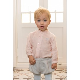 conj camisa y pantalon corto dolce petit