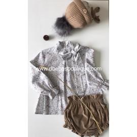 camisa ardillas paloma de la o
