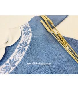 jersey lana greca valentina bebe