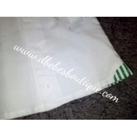 Camisa blanca, Miranda Textil